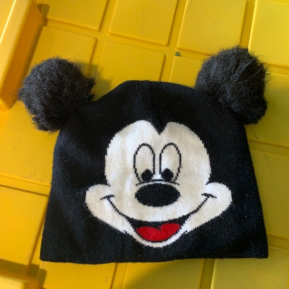 Disney's Mickey Mouse hat. One size